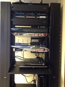 cabling, cat5, data center, fiber optic, network cable, network rack