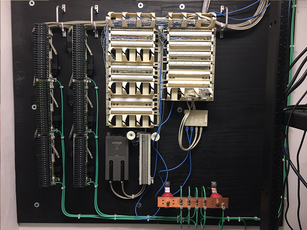Sytec Usa Structured Cabling System Miami Data And Voice What Is A Wiring Low Voltage Contractor Licenced Fl State 04