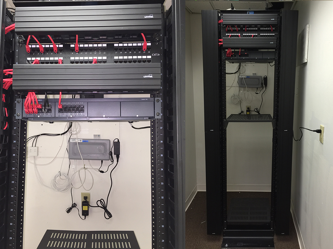 Sytec Usa Structured Cabling System Miami Data And Voice Wiring Systems Low Voltage Contractor Licenced Fl State 11