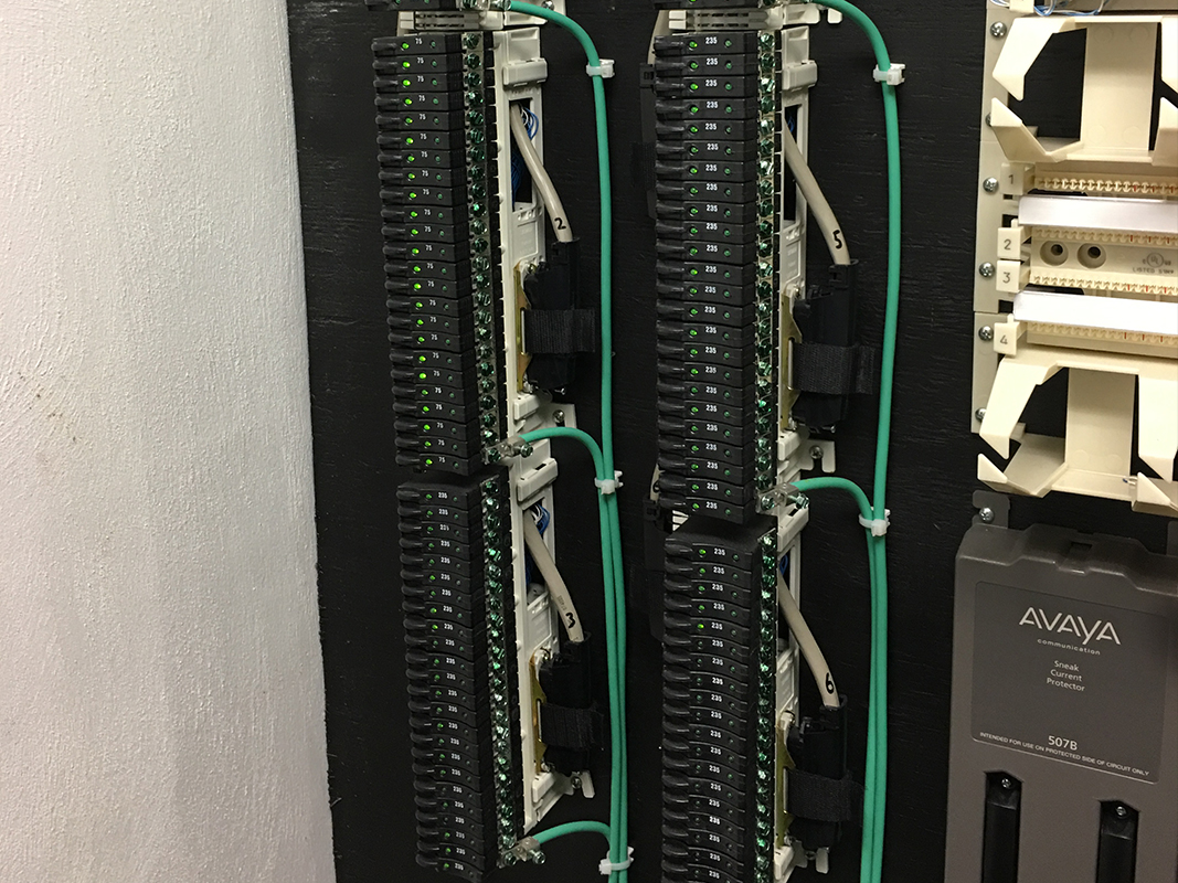 Sytec Usa Structured Cabling System Miami Data And Voice Central Wiring Panel Low Voltage Contractor Licenced Fl State 23